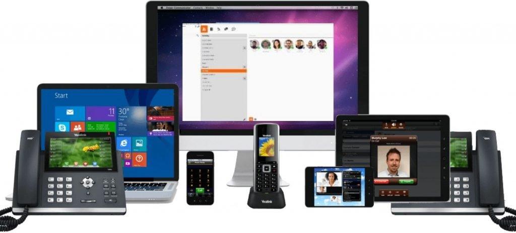 Ucloud voip utilizzabile con pc, telefono e cellulare